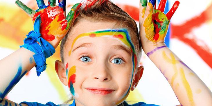 Набор детей 4-7 лет в группу художественного творчества