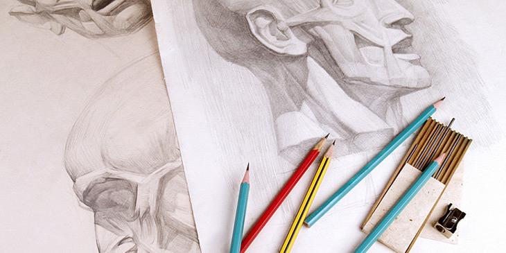 Объявляется набор в группу академического рисунка и графики!