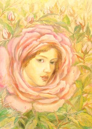 """Кошелева Юлия """"Королевская роза"""", 2005 г."""