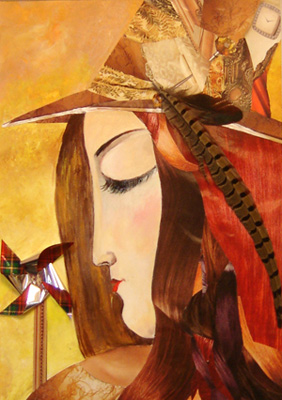 "Селезнева Кристина ""Богиня"", 2008 г."